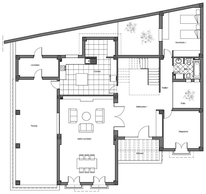 Floor plans mulberry mansions mulberry mansions floor - Planos de casas planta baja ...