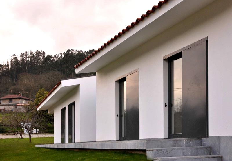 Proyecto vivienda unifamiliar en - Arquitectos asturias ...