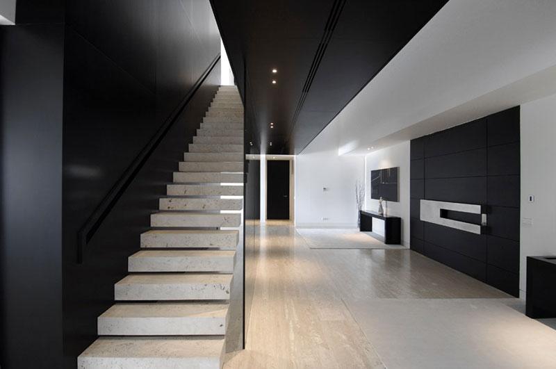 Proyecto vivienda 19 en la finca for Master diseno de interiores madrid