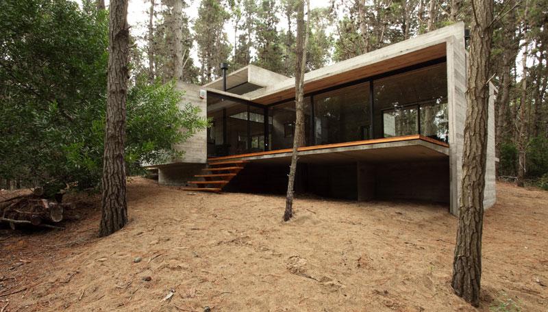 Proyecto casa jd mar azul pcia de for Proyectos casas minimalistas