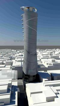 Proyecto torre museo de la moda for Genesis arquitectura y diseno ltda