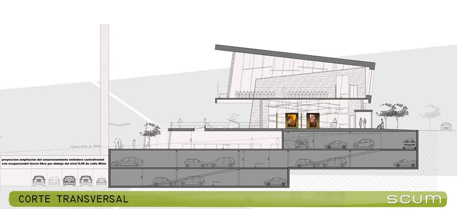 Proyecto proyecto sal n de usos for Salon de usos multiples programa arquitectonico