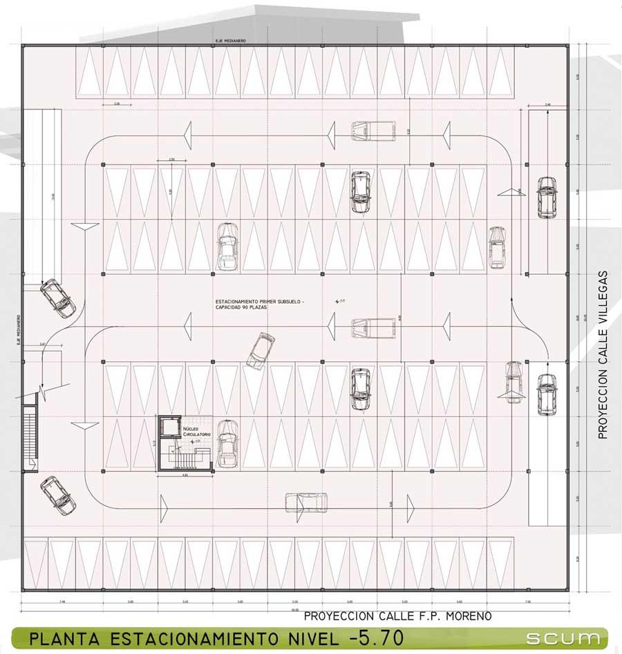 Proyecto proyecto sal n de usos for Programas de diseno de espacios