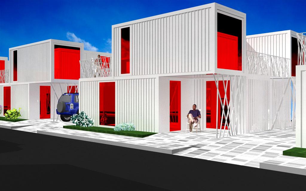 Proyecto proyecto vivienda open - Casas contenedor espana ...