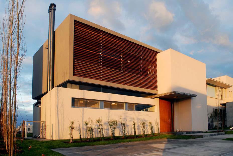 Proyecto vivienda unifamiliar miles for Parasoles arquitectura