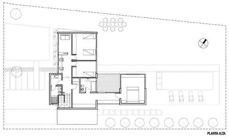 Arquitectura el cubo naranja francia taringa for Casas en ele planos