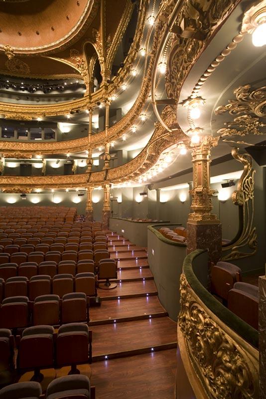 Proyecto rehabilitaci n y ampliaci n - Teatro campos elisios ...