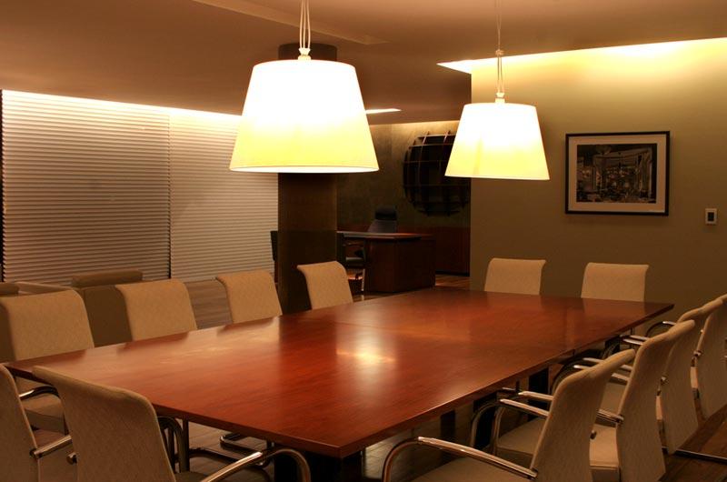 Proyecto oficina director en for Mobiliario de oficina definicion