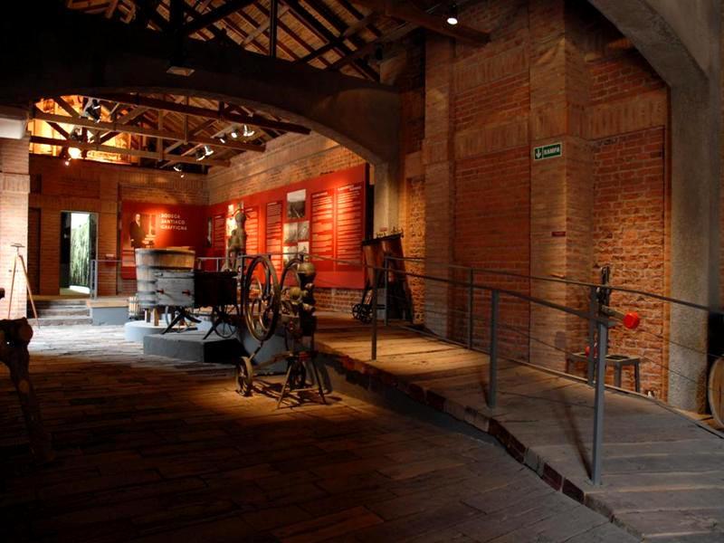 Proyecto museo del vino bodegas - Diseno de bodegas ...