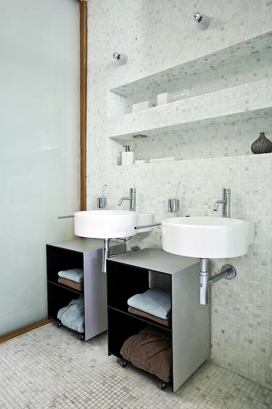 Proyecto loft en barcelona espa a for Master interiorismo barcelona