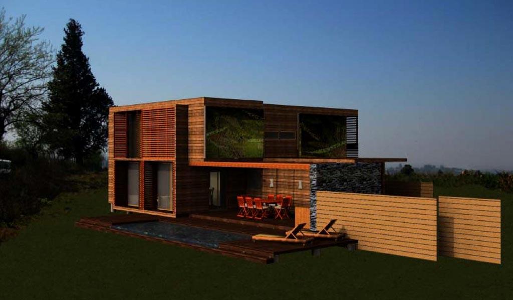 proyecto proyecto casa sustentable