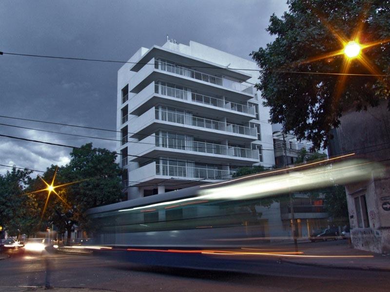Proyecto edificio de viviendas elgea for Arquitectura rosario
