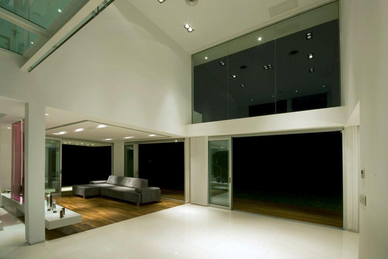 Proyecto casa en el nacional club de for Bauhaus iluminacion interior