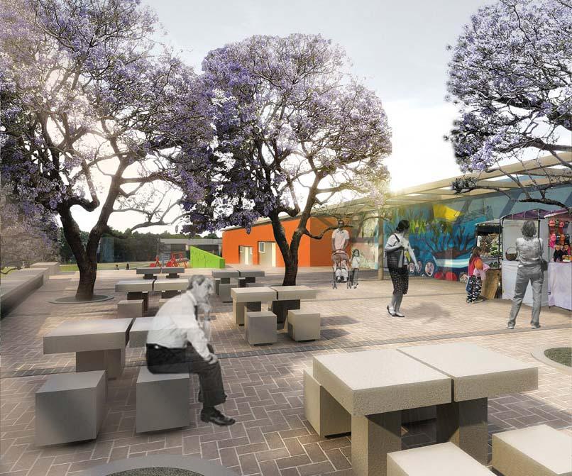 Proyecto Proyecto Plaza C Vica De