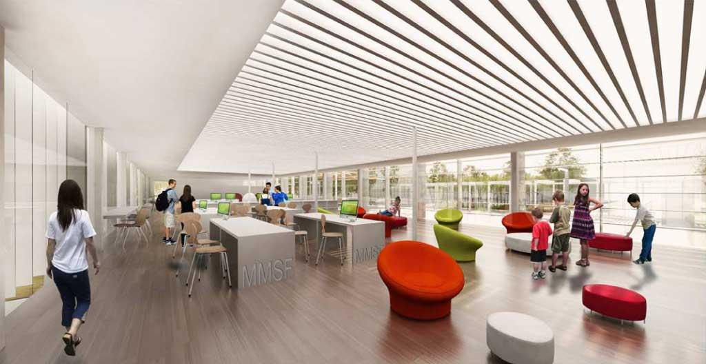 Proyecto proyecto centro c vico de for Aulas web arquitectura