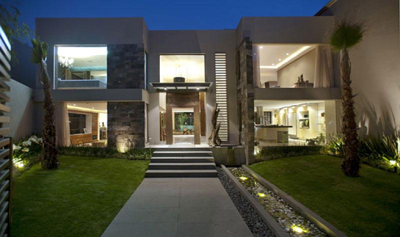 Proyecto casa lc ciudad de m xico for Arquitectura contemporanea casas