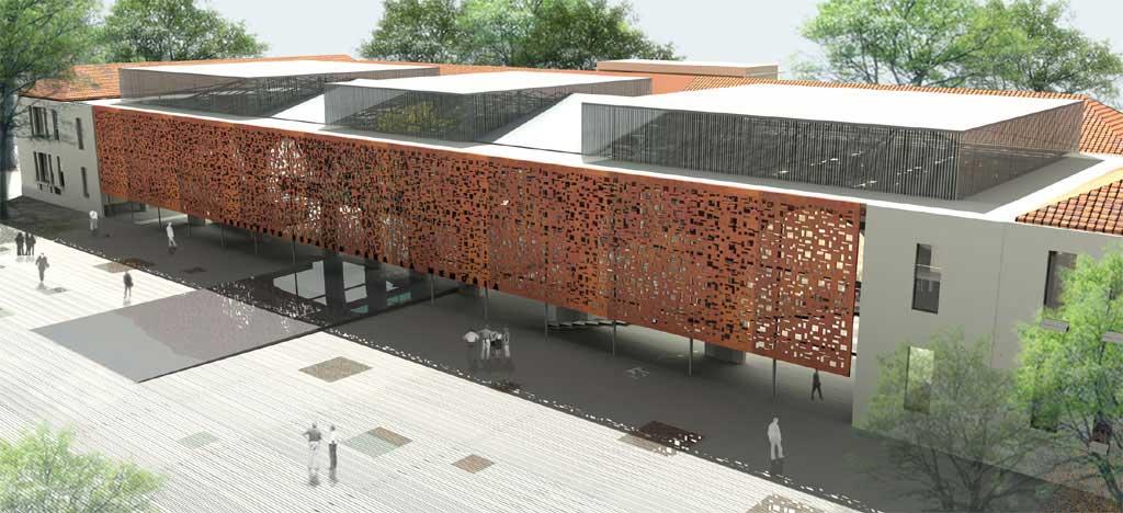 Proyecto proyecto espacio para la - Escuela superior de arquitectura de san sebastian ...