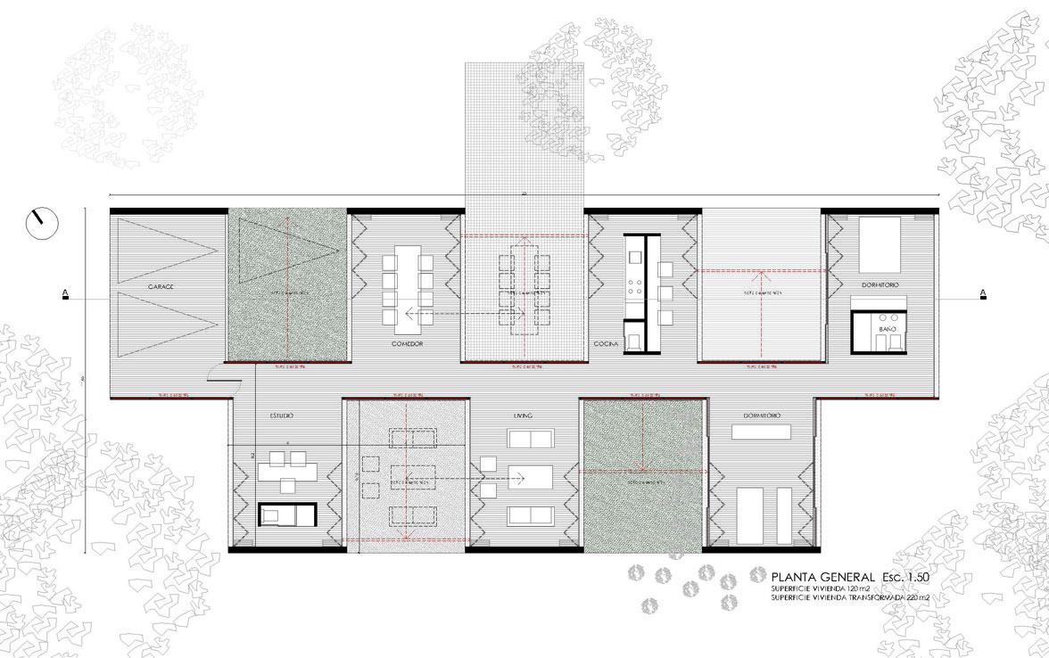 Proyecto proyecto la casa - Arquitectura de diseno ...
