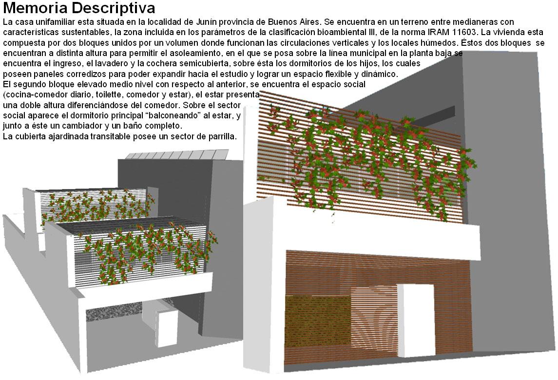 Casa de este alojamiento diseno de viviendas sustentables for Diseno de viviendas