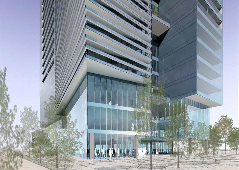 Arquimaster Com Ar Proyecto Hei Tower Edificio En