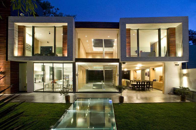 Proyecto casa v m xico serrano for Arquitectos para casas