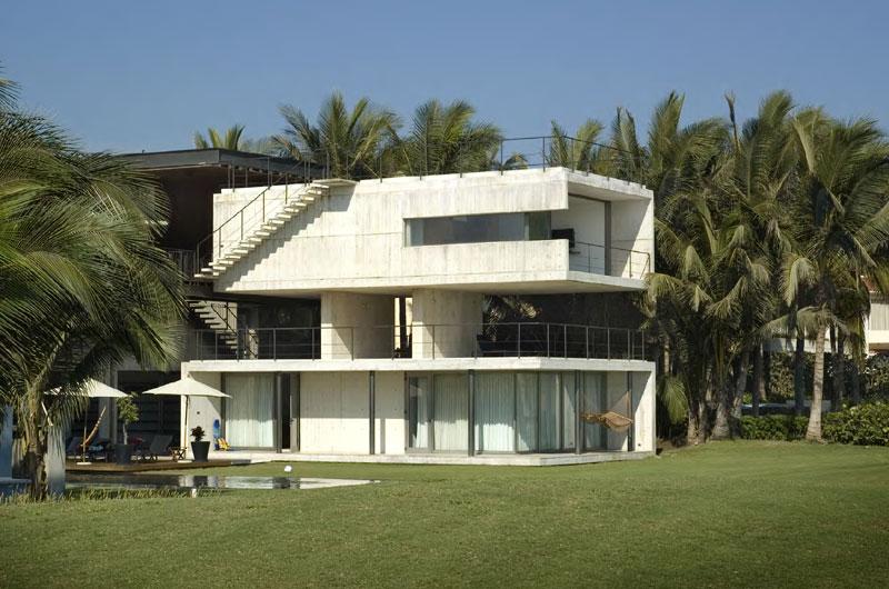 Proyecto casa de playa la caracola tres vidas club de golf guerrero - Disenador de casas gratis ...