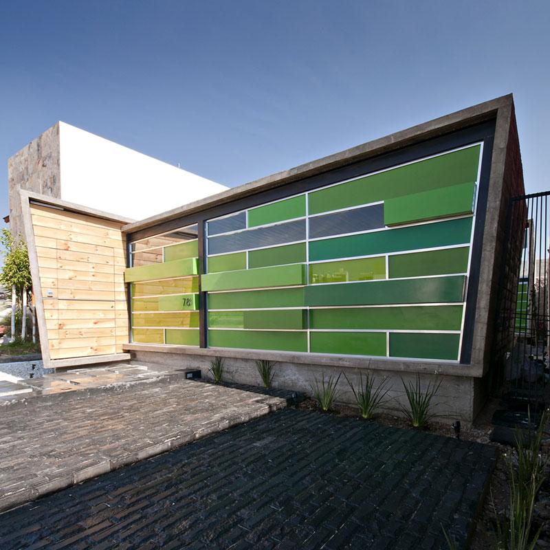 ARQUIMASTER.com.ar | Proyecto: Casa Dauz (Puebla, México) - Volta ...