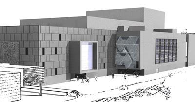 Proyecto cite auditorio y centro de for Software planos arquitectonicos