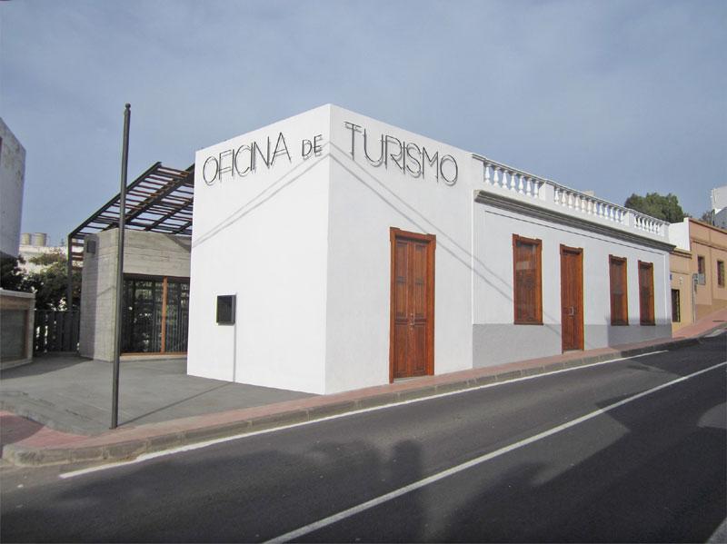proyecto oficina de turismo