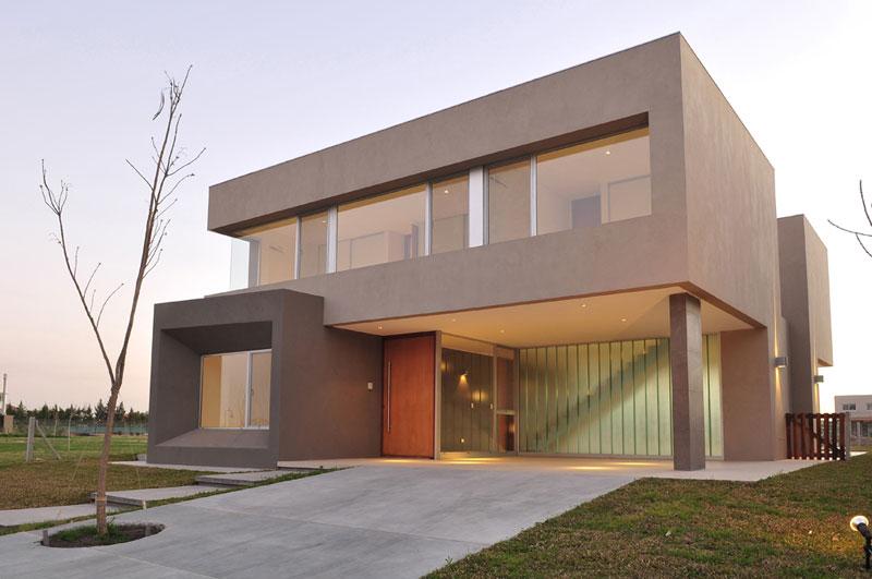 Proyecto casa delia nordelta pcia for Casa argentina