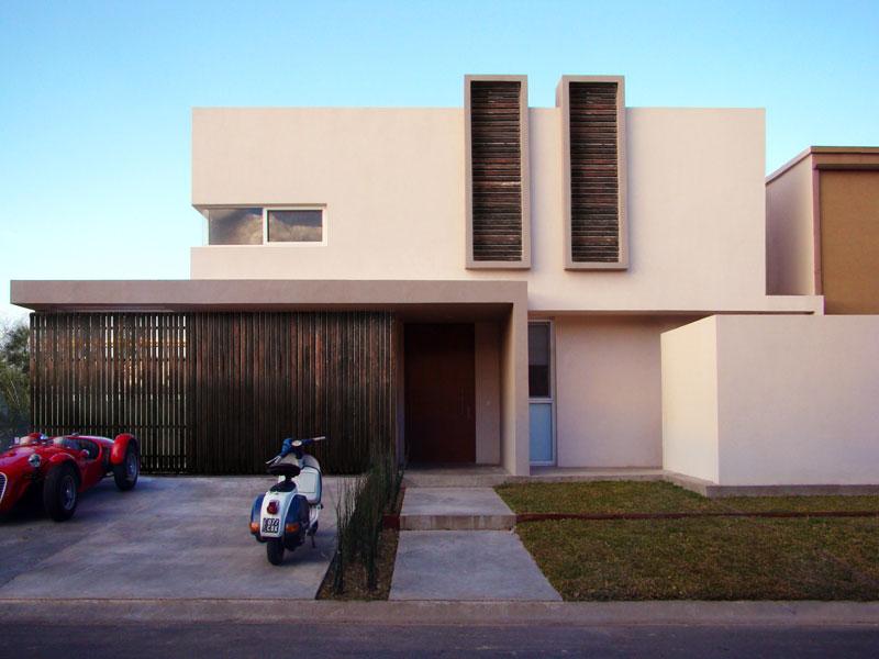 Proyecto vivienda unifamiliar am50 - Viviendas unifamiliares modernas ...