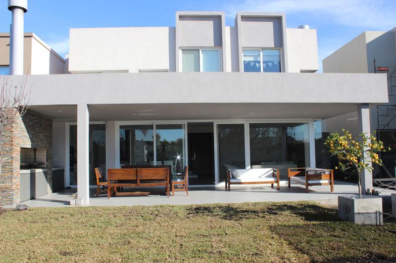 Proyecto vivienda unifamiliar am50 barrio cerrado las palmas tigre pcia - Materiales de construccion las palmas ...