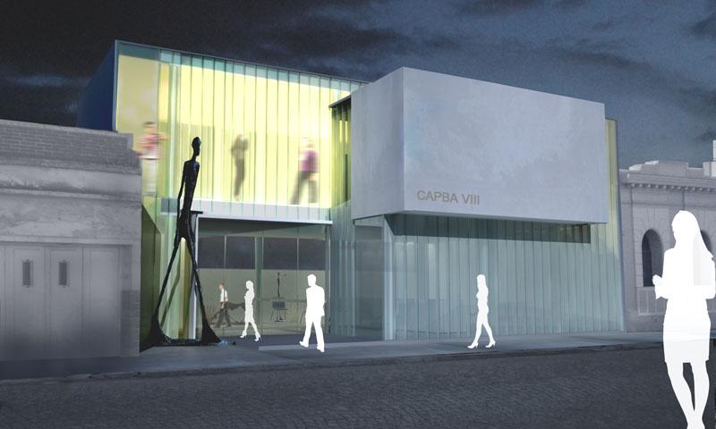 Proyecto proyecto colegio de for Aulas web arquitectura