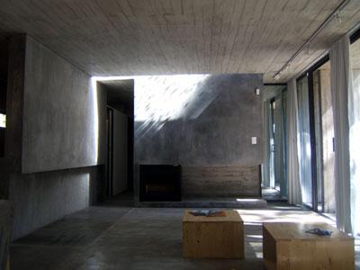 proyecto casa de hormign arquitectos mara victoria besonas guillermo de almeida luciano kruk bak arquitectos ubicacin mar azul provincia de