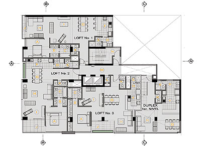 Proyecto concurso de arquitectura for Software planos arquitectonicos