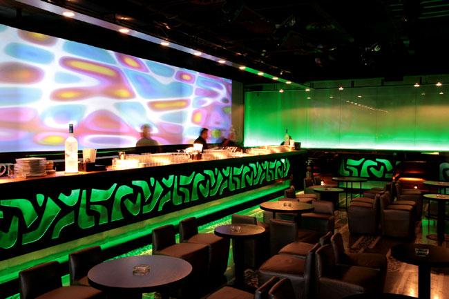 Proyecto bar lounge nisha ciudad de for Disenos para bares