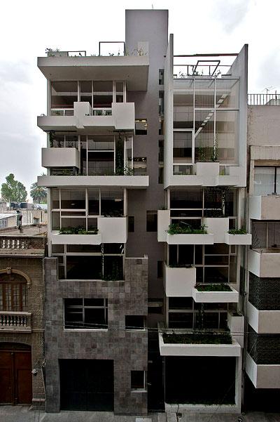 Proyecto edificio vivienda for Diseno vivienda online