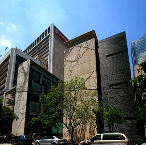 Modern Residential Exterior By Ar Sagar Morkhade: Proyecto: Edificio Monte Elbruz