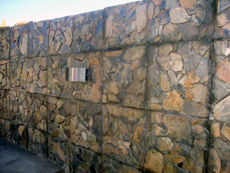 Materiales y tecnolog as atessa for Revestimiento pared piedra