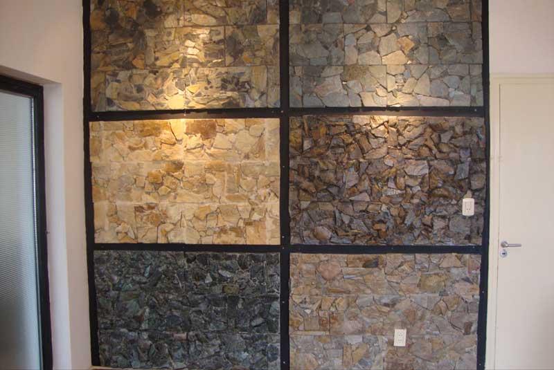 Revestimiento de piedra natural precios materiales de for Piedra natural para exterior