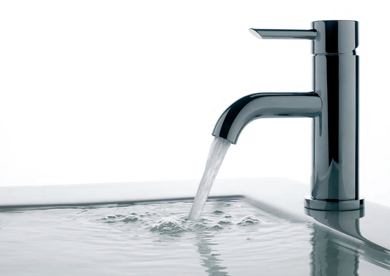 Griferia Para Baño Fv: de grifería FV para un baño contemporáneo