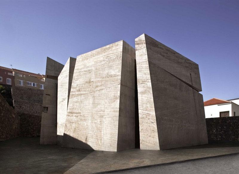 Noticias la arquitectura de concreto for Aulas web arquitectura
