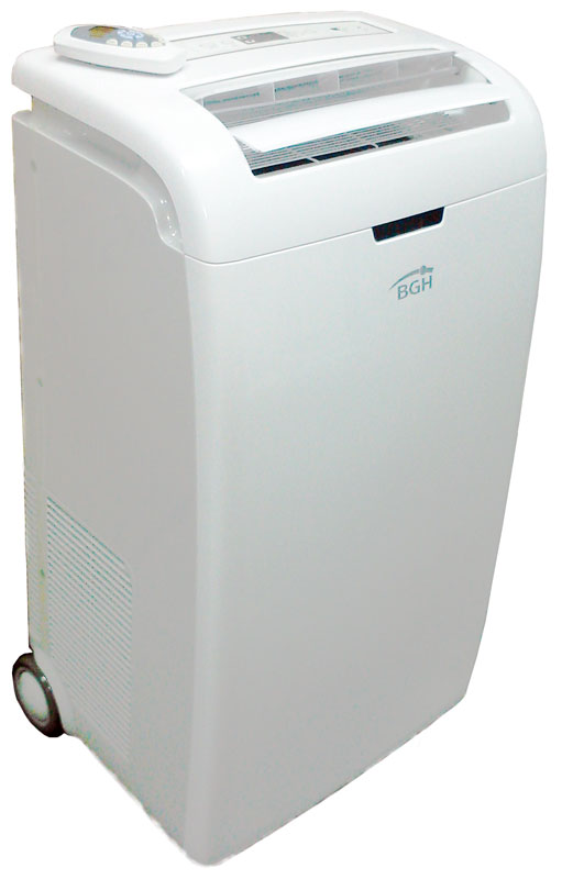 Una mirada del hombre acondicionadores de aire frio calor for Aire acondicionado portatil leroy merlin