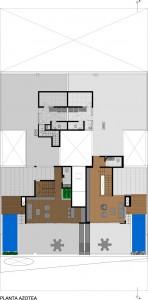 Edificio en Los Castaños / Vértice Arquitectos