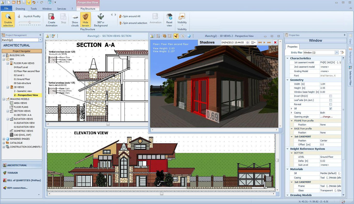 Free upp software gratuito de proyectaci n arquitect nica for Architecture programs free