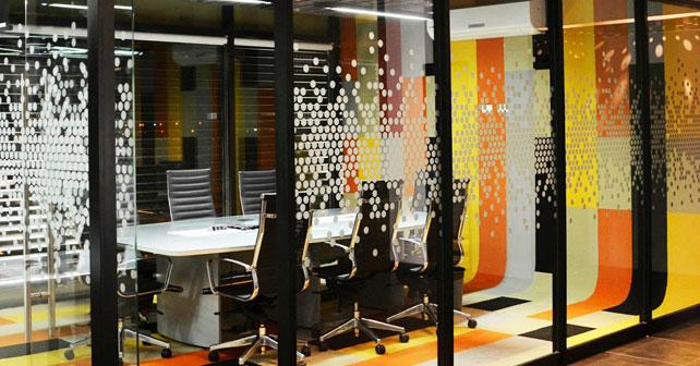 Oficinas corporativas m307 tabb architecture arquimaster for Diseno de oficinas corporativas
