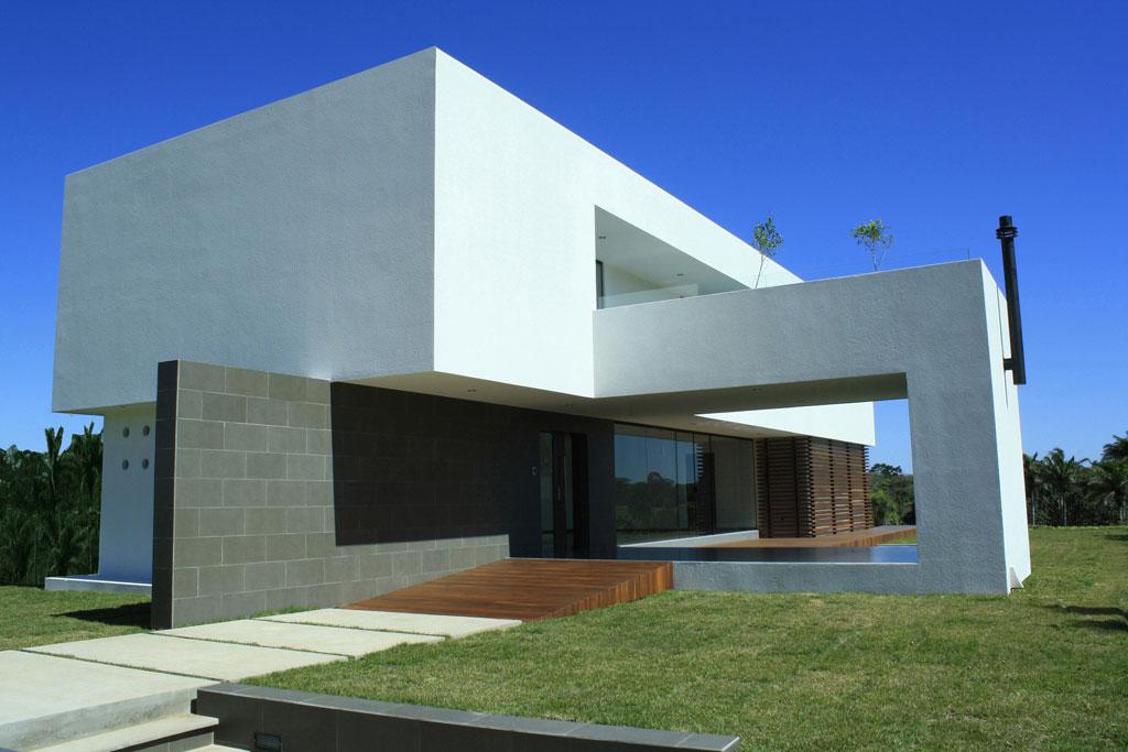 Casa colina h2h arquitectura arquimaster Arquitectura brutalista