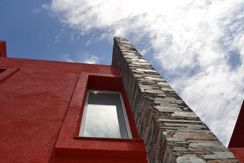 Casa imfeld estudio de arquitectura mauricio falvo for Casa estudio arquitectura
