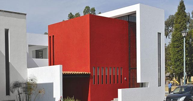 Casa La Cereza Novhus Architecture Office Arquimaster