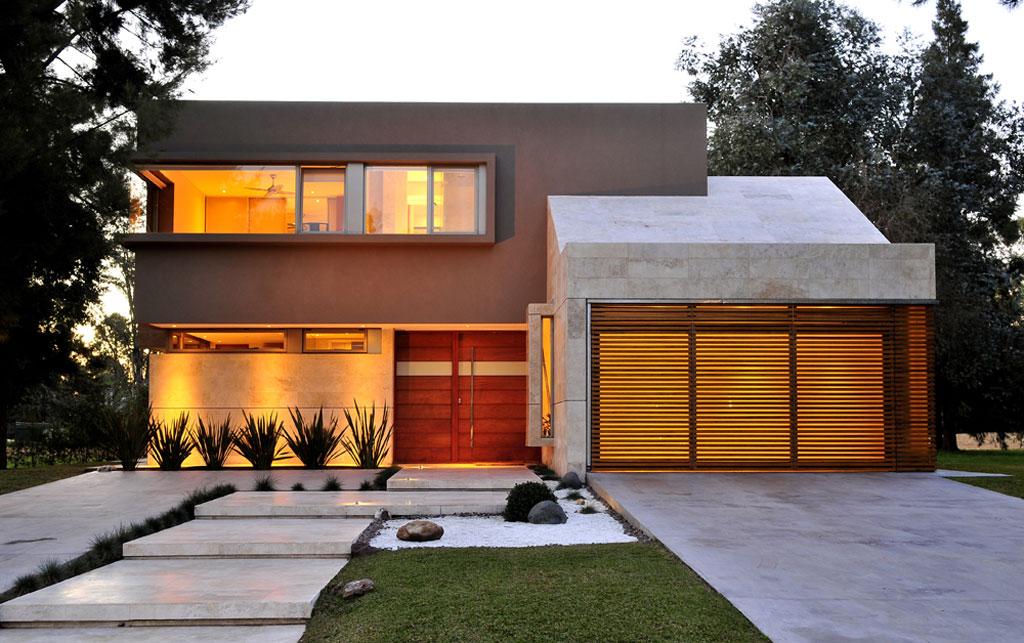 Casa st56 en canning epstein arquitectos arquimaster for Ideas arquitectura para casas